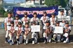 東入間学童野球秋季大会 3位